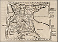 Laurent Fries. Tabula Tertia Asiae (Armenia and Caspian Region). 1522.jpg