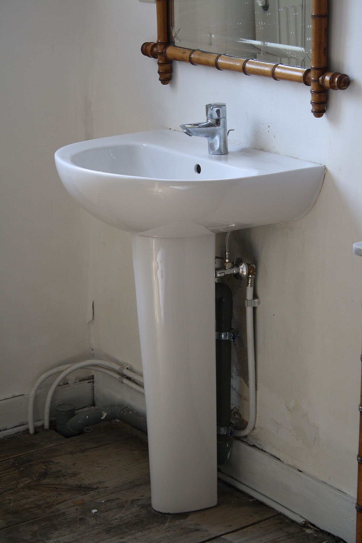 Home Decoration Images Lavabo Sanitaire Wikip 233 Dia