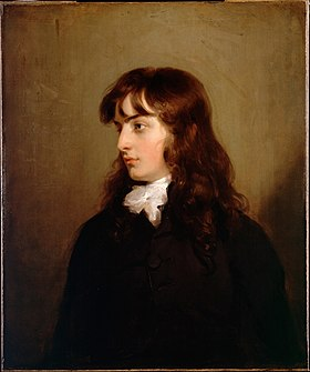 William Linley, by Thomas Lawrence (Dulwich Picture Gallery), aged around 18. (Source: Wikimedia)