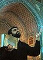 Laylat al-Qadr 19th Ramadan, Imam Reza shrine, Mashhad (2 8507210134 L600).jpg