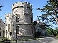 Le Château d'Abaddia. Hendaye, France..JPG