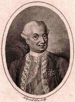 Captain general (Spain) - Image: Le Duc de Crillon cropped