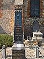 Le Hamel (Oise) - Monument aux morts - WP 20180723 17 28 24 Rich.jpg