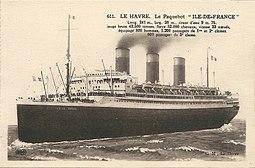 Le Havre-FR-76-paquebot Île de France-09