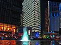 Le Sony Center de nuit (Berlin) (2702645695).jpg