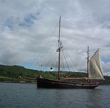 Brixham trawler wikipedia for Jubilee deep sea fishing
