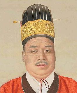 Yi Jun-yong Korean noble