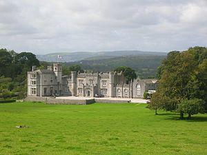 Middleton baronets - Leighton Hall, seat of the baronets Middleton of Leighton Hall