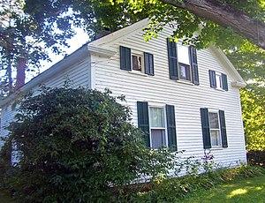 Lemuel Haynes House - North profile, 2008