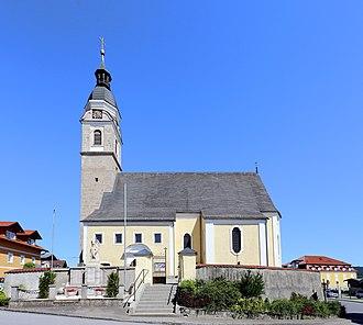 Lengau - Parish church