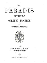 Les Paradis artificiels cover