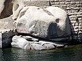 Les pierres sur le Nil et l'ancienne civilisation egyptienne - panoramio.jpg