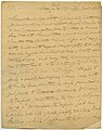 "Letter signed G.W. Featherstonhaugh, ""Steam boat on the Mississippi,"" to Col. Abert (John James Abert), November 5, 1835.jpg"