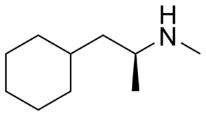 Levopropylhexedrine - Image: Levopropylhexedrine