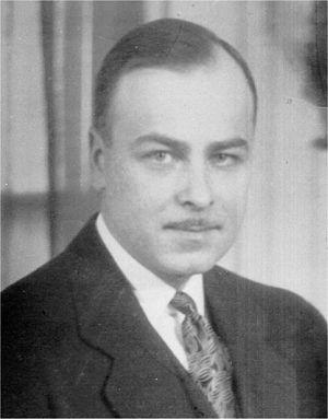 Lewis H. Brown - Brown circa 1930.