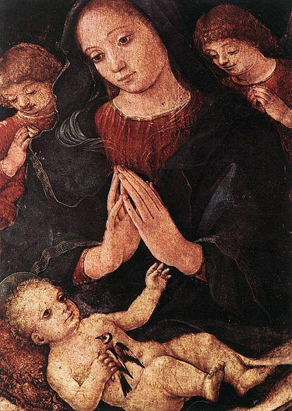File:Liberale da Verona - Madonna del Cardellino - WGA12966.jpg