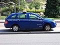 Liberec, Fügnerova, automobil DPMLJ č. 215.jpg