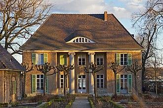 Steglitz-Zehlendorf - Image: Liebermann Villa B Wannsee 02 2014