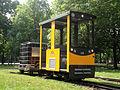 Liliputbahn Wien, Draisine X92 mit Wasserwagen X95.jpg