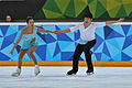 Lillehammer 2016 - Figure Skating Pairs Short Program - Ying Zhao and Zhong Xie.jpg