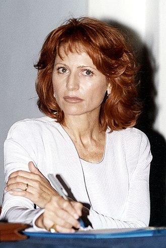 Lilli Gruber - Lilli Gruber in 2003
