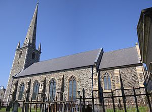 Christ Church Cathedral, Lisburn - Image: Lisburn Cathedral