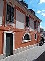 Listed Szenátor house, N in Eger, 2016 Hungary.jpg