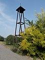 Listed belfry in Szolohegy neighborhood, 2016 Szekszard.jpg