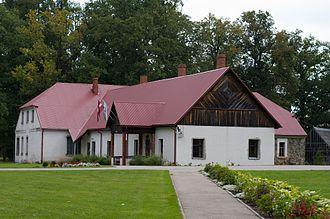 Gulbene Municipality - Image: Litene Manor, 2013, 3