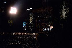 Live Aid - Wikipedia, the free encyclopedia