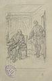Lix F.T. - Graphite - Projet d'illustration en rapport avec l'Ecosse (roman, ou Histoire) - 15.5x20cm.jpg