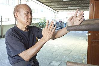 Lo Man Kam (martial artist) - Image: Lo Man Kam