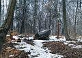 Lobzenica, WWII monument, 1996.jpg