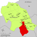 Localització de Sogorb respecte de l'Alt Palància.png