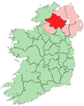 Location of County Tyrone on island of Ireland.png