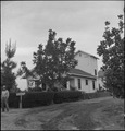 Lodi, California. This farm home is owned by farmers of Japanese ancestry in the rich, highly produ . . . - NARA - 537624.tif
