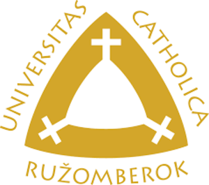 Catholic University in Ružomberok - Logo of Catholic University in Ruzomberok