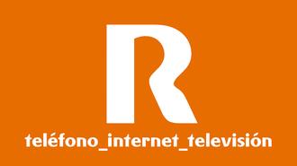 R (cable operator) - Image: Logotipo oficial de R cable y telecomunicaciones de Galicia, S.A