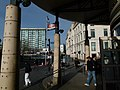 London-Woolwich, General Gordon Square from station.jpg