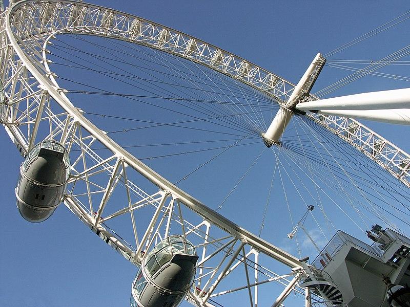 London? Aye!