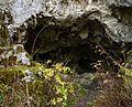 Lonetal Bocksteinhöhle, in der Steinzeit besiedelt.jpg