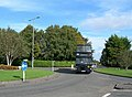 Longhill Avenue Roundabout - geograph.org.uk - 249783.jpg