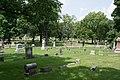Looking W across sec L - Green Lawn Cemetery.jpg