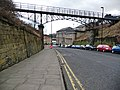 Looking down Borough Road towards the Tyne - geograph.org.uk - 1739099.jpg