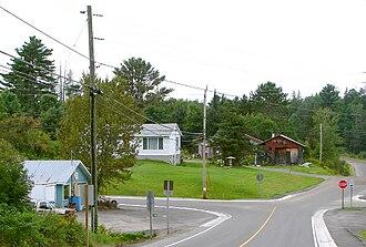 Loring, Port Loring and District - Image: Loring ON