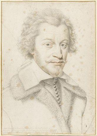 Louis-Emmanuel d'Angoulême - Louis Emmanuel de Valois, portrait by Daniel Dumonstier, 1628, musée Condé, Chantilly