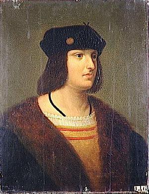 Charles de Steuben - Image: Louis d'Armagnac, Duc de Nemours