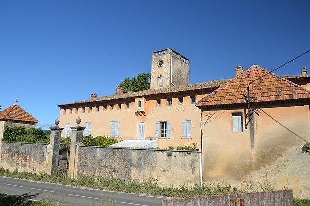 Monument historique à Lourmarin