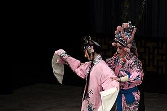 Dong Zhuo - Diaochan complains to Lü Bu about Dong Zhuo