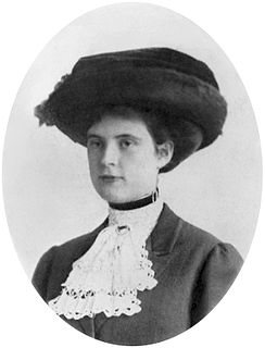 Lucy Mercer Rutherfurd American socialite